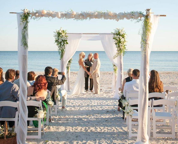 Weddings at Sanibel Island Beach Resort